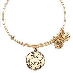 ALEX AND ANI Leo bracelets